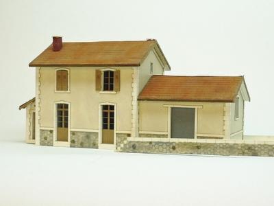 BV avec halle type Vivarais « Saint Julien Boutières »