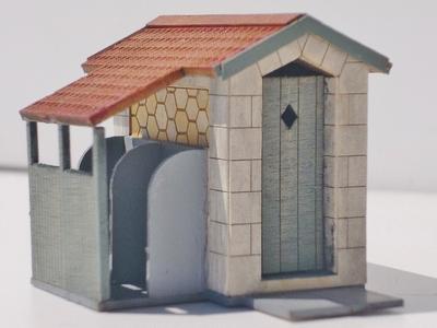 WC type PLM « Coren-les-Eaux »