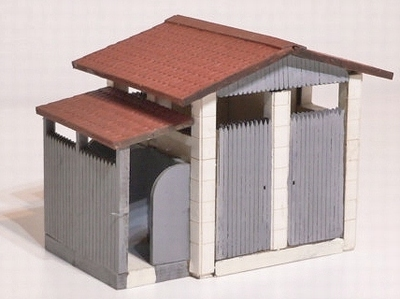 WC type PLM moyen modèle « Saint Désert »