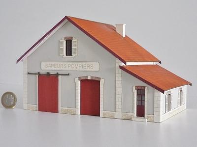Centre de 1ère intervention des sapeurs-pompiers
