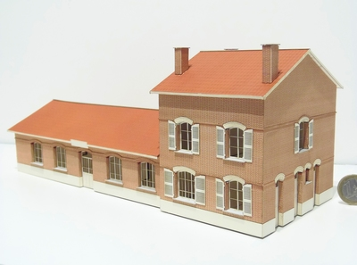 BV 6 portes type reconstitution Nord « Gouzeaucourt »