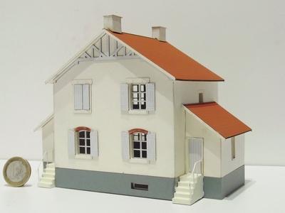 Cité cheminote type Est « Nouvion-sur-Meuse »