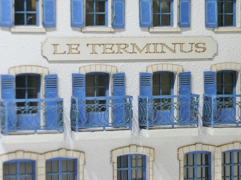H tel le terminus for Big box hotel bomonti