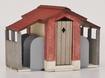 WC type PLM petit modèle « Saint-Sauveur la Sagne »