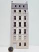 Immeuble fond de décor 6 étages 104