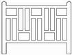 Barrières béton 107 type PO