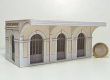 Bâtiment des pesées « Aurillac »