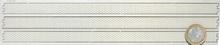 2 longueurs 230 mm pour voie noyée normale droite