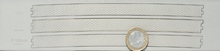 2 longueurs R1962 pour voie noyée normale courbe