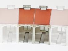 Complément 2 stalles rotonde type PLM «  Autun »