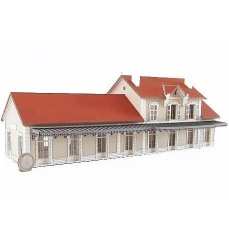 """BV 8 portes """"PLM"""" type « Gare de Cercy-la-Tour » (-HO-)"""