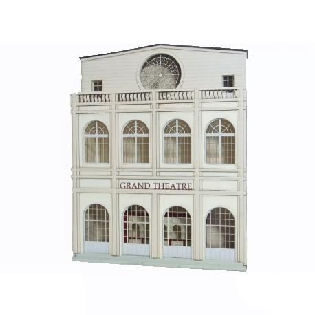 Immeuble fond de décor « Grand Théâtre » 108 (-HO-)