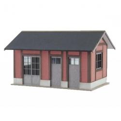 """WC """"ETAT"""" type «Gare de Romilly-sur-Andelle » (-HO-)"""