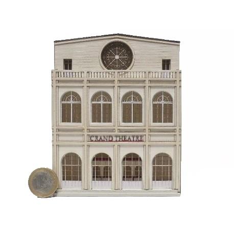 Immeuble fond de décor « Grand Théâtre » 108 (-N-)