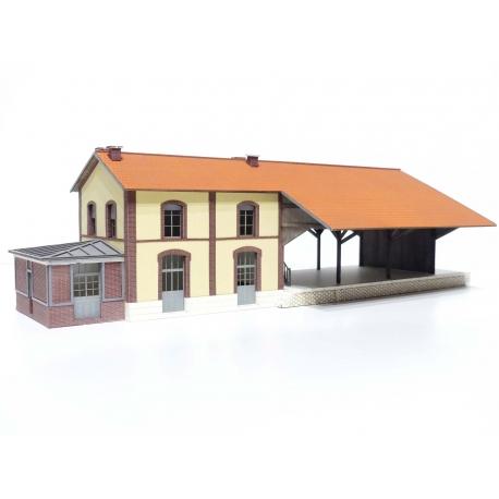 Gare de BONNETABLE