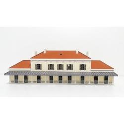 "Bâtiment voyageur PLM type ""gare d'Ambert"""
