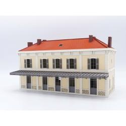 """BV 5 portes """"PLM"""" type « Gare de Saint Gengoux le National » (-HO-)"""