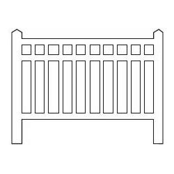Barrières béton 96 type Est (-HO-)