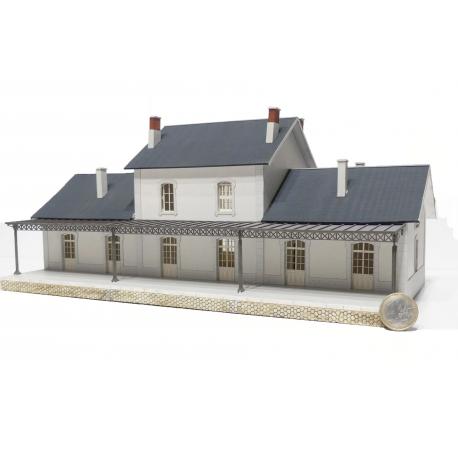 """BV 6 portes """"MIDI"""" type « Gare de Marvejols » (-HO-)"""