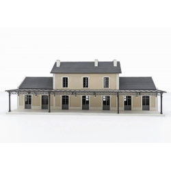 "BV 7 portes ""PO"" type « Gare de Riom-ès-Montagnes » (-HO-)"