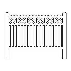 Barrières béton 97 type Est