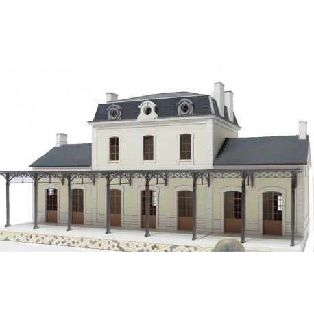 """BV 7 portes """"PO"""" type « Gare de Saint Léonard de Noblat » (-HO-)"""