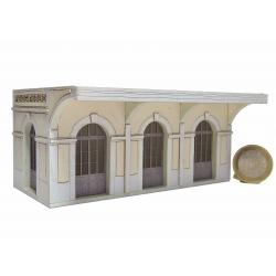 Bâtiment des pesées « Gare d'Aurillac » (-HO-)
