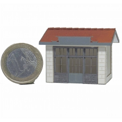 "Abri de quai ""PLM"" type « Gare de Maison-Dieu » (-N-)"
