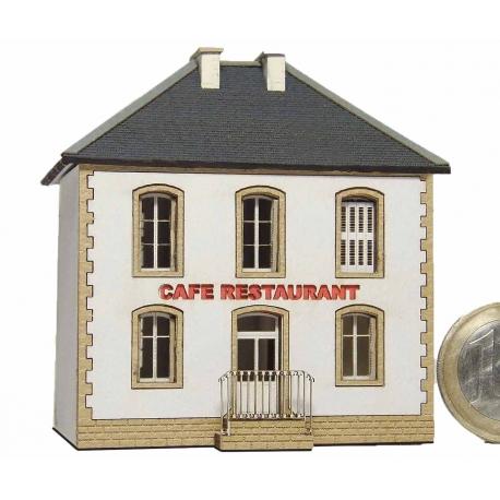 Café restaurant ou Mairie (-N-)
