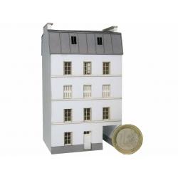 Immeuble de ville 4 étages « 11 rue des Hirondelles » (-N-)