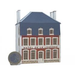 Hôtel de « la Légende » de Monthermé (-N-)