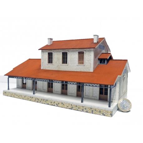 Gare Petite Ceinture de Ménilmontant
