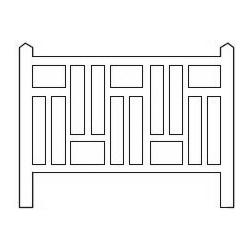 Barrières béton 107 type PO (-HO-)