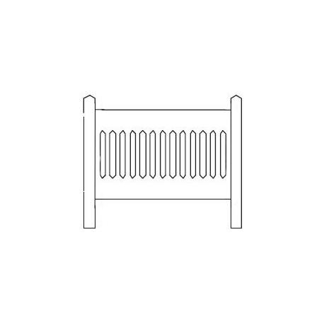 Barrières béton 111 type Nord (-HO-)