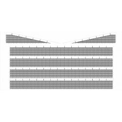 Bordures de quai marchandises briques (-HO-)