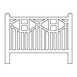 Barrières béton 93 type PO (-N-)