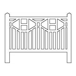Barrières béton 93 type PO (-HO-)