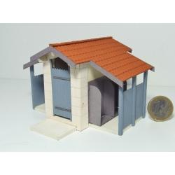 """WC """"PLM"""" petit modèle type « Gare de Maison-Dieu »"""