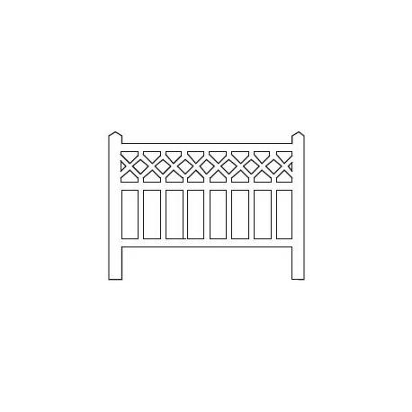 Barrières béton 99 type Est (-ZERO-)