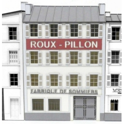 """Fabrique de sommier """"ROUX-PILLON"""""""