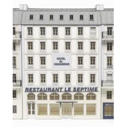 """""""LE SEPTIME"""" Immeuble pour Fond De décor (FDD)"""