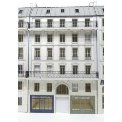 """""""1000 et 1 CHAUSSURES"""" Immeuble pour Fond De Décor (FDD)"""