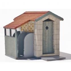 """WC """"PLM"""" type « Gare de Coren-les-Eaux » (-HO-)"""