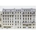 Bâtiments Bas Relief (FDD-bâtiments pour fond de décor)