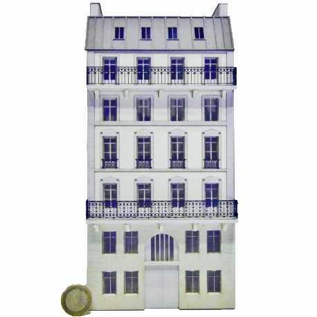 Immeuble de ville FDD102