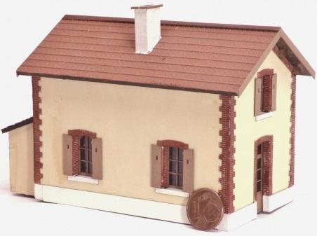 maison de garde barrière PLM st sauveur la sagne