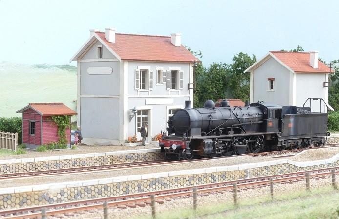 Gare de Veuxhaulles